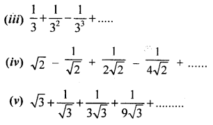 Selina Concise Mathematics Class 10 ICSE Solutions Geometric Progression - 71