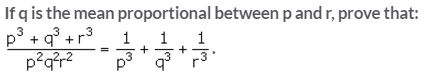 Selina Concise Mathematics Class 10 ICSE Solutions Ratio and Proportion (Including Properties and Uses) - 142