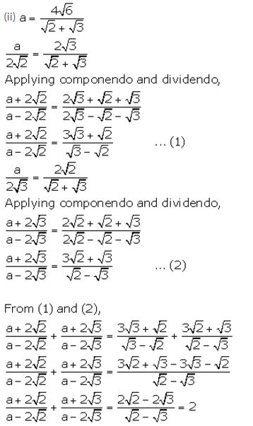 Selina Concise Mathematics Class 10 ICSE Solutions Ratio and Proportion (Including Properties and Uses) - 84