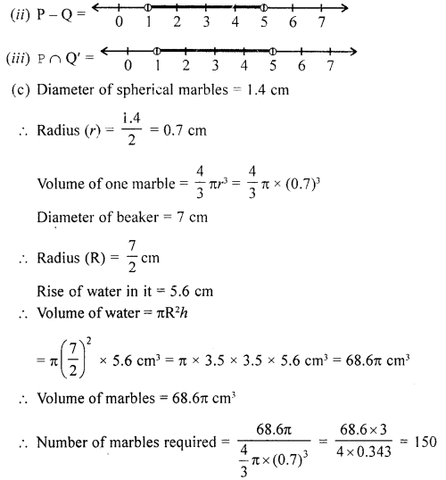 Selina Concise Mathematics Class 10 ICSE Solutions Revision Paper 4 image - 14