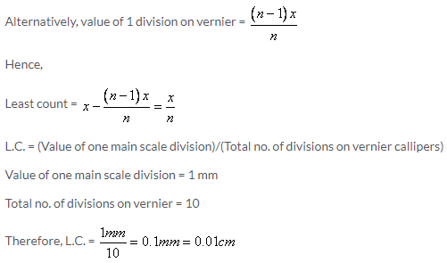 Selina Concise Physics Class 9 ICSE Solutions Measurements and Experimentation image - 1