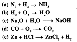 Selina Concise Chemistry Class 8 ICSE Solutions - Language of Chemistry 5