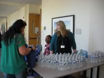 Health and Wellness Fair 2016: Water Table