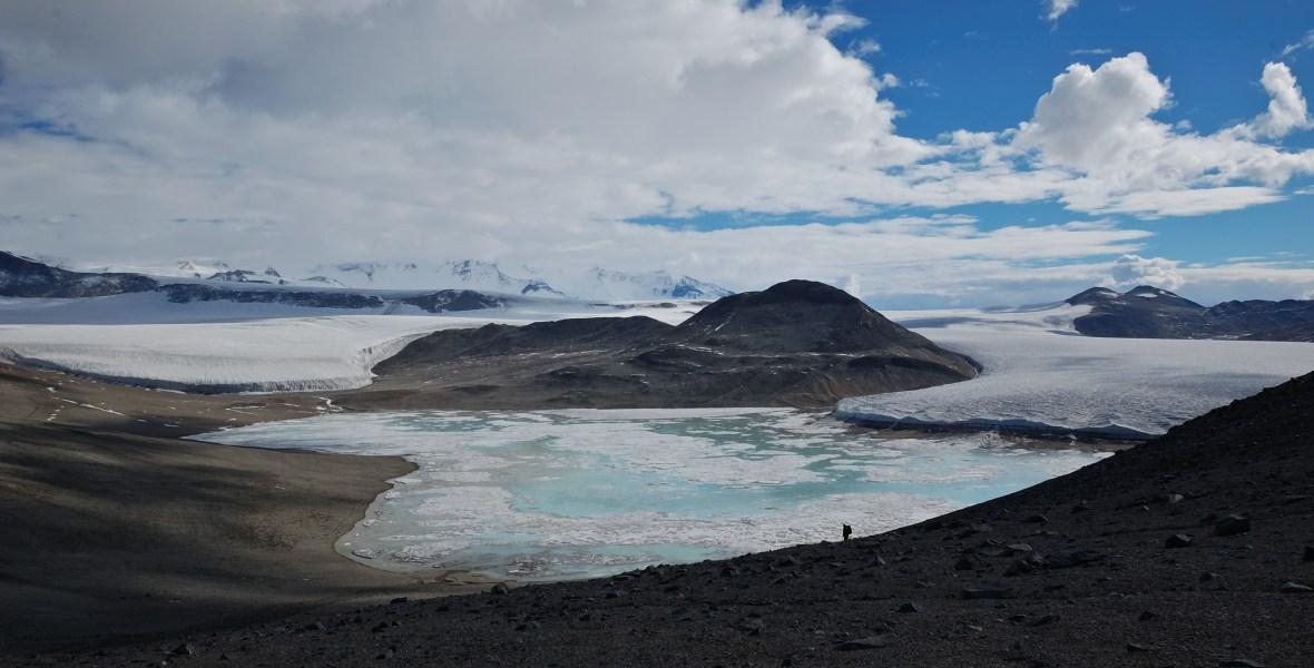 Shangri-la Valley, Antarctica. 2009.