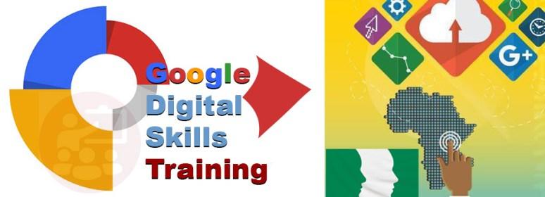 Free Google Digital Skills Training For Students In Nigeria