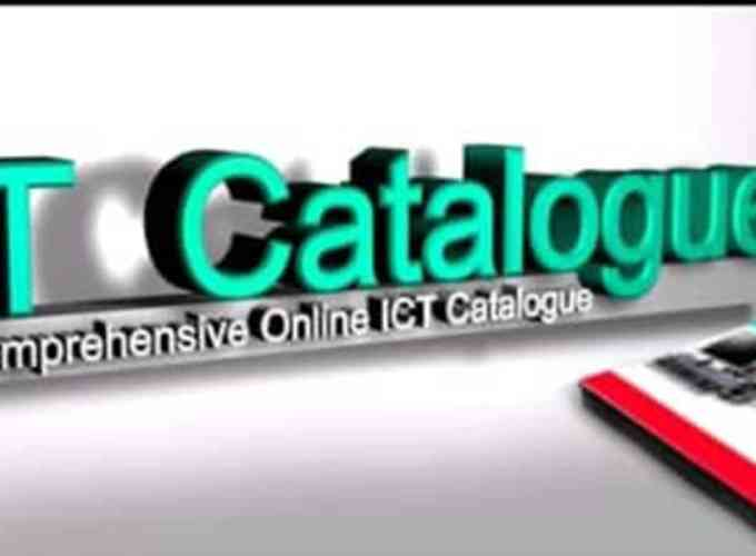 ICT Catalogue