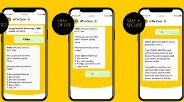 MTN SA Launches MTN Chat