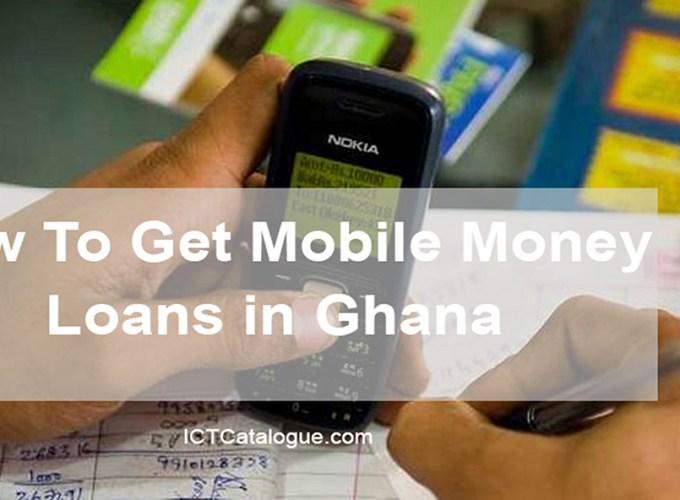 Mobile Money Loan_ICT Catalogue