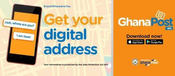 How To Generate A Digital Address In Ghana With GhanaPostGPS