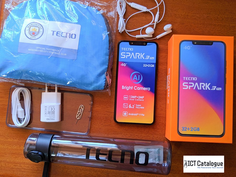What You Never Knew About TECNO Spark 3's AI Technology