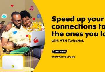 MTN TurboNet Router in Ghana