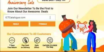 How To Buy Electronic Gadgets At Discount Prices As Jumia Celebrates 7th Anniversary