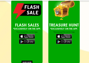 Jumia Treasure Hunt
