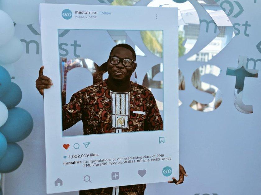 How An Accountant Became A Tech Blogger In Ghana
