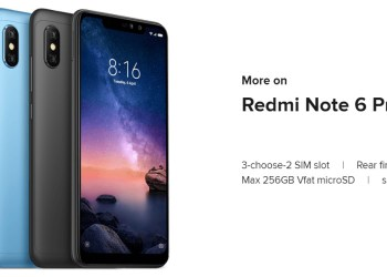 Review of Xiaomi Redmi Note 6 Pro
