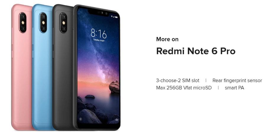 Review of Xiaomi Redmi Note 6 Pro