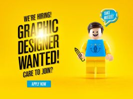 Graphic Designers Wanted For Immediate Employment