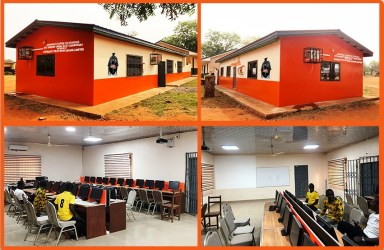 GTBank Commissions ICT Facility For Anunmle Cluster Of Schools