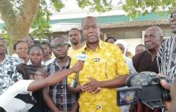 MTN Ghana Set To Construct Ultra Modern Blood Bank For Cape Coast Teaching Hospital