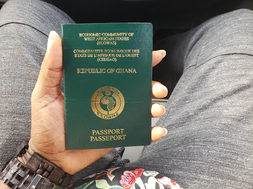 How To Apply For Ghana Passport Online 2021