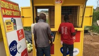 MTN Mobile Money in Ghana