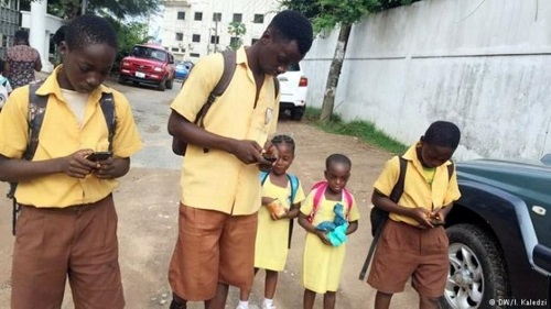 GES Reviews Policy On The Use Of Mobile Phones In Schools