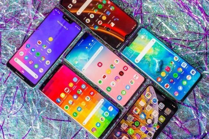 smartphone brands in Ghana
