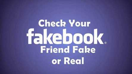 5 Tips On How To Identify Fake Facebook Accounts