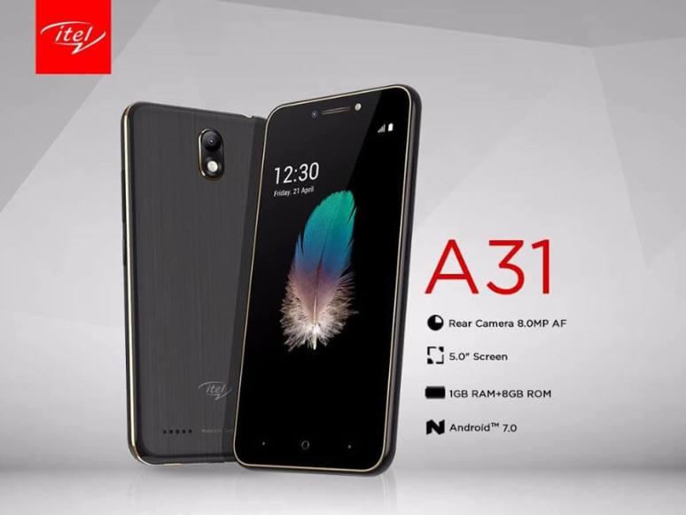 Itel A31