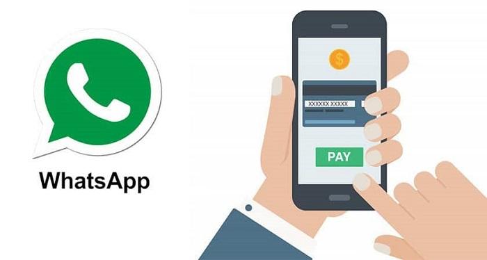 Send And Receive Money Through WhatsApp
