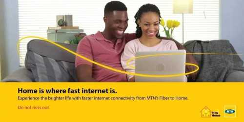 Where MTN Fibre Broadband Network Is Available in Ghana