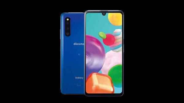 Samsung Galaxy A42 5G Phone