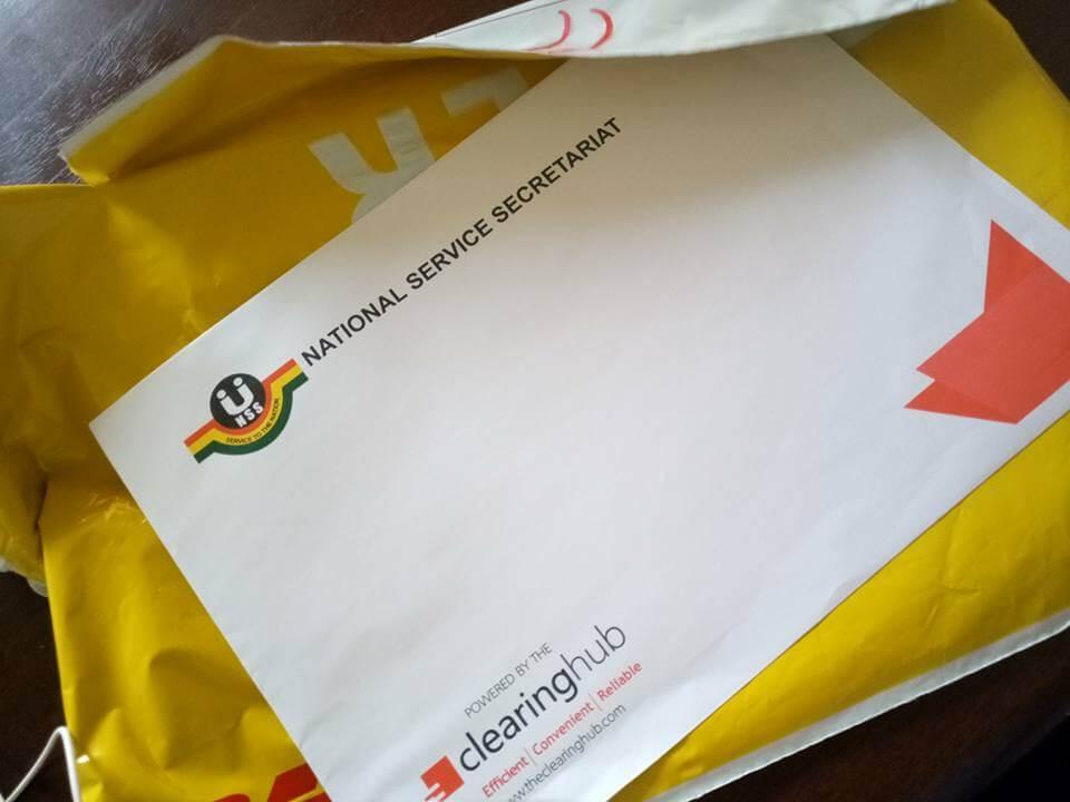 National Service Scheme Certificate