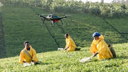 How Africa Is Embracing Drone Technology To Solve Its Major Problems