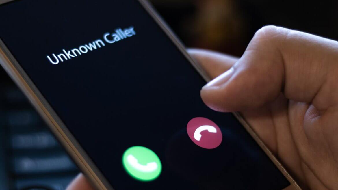 identify an unknown phone number