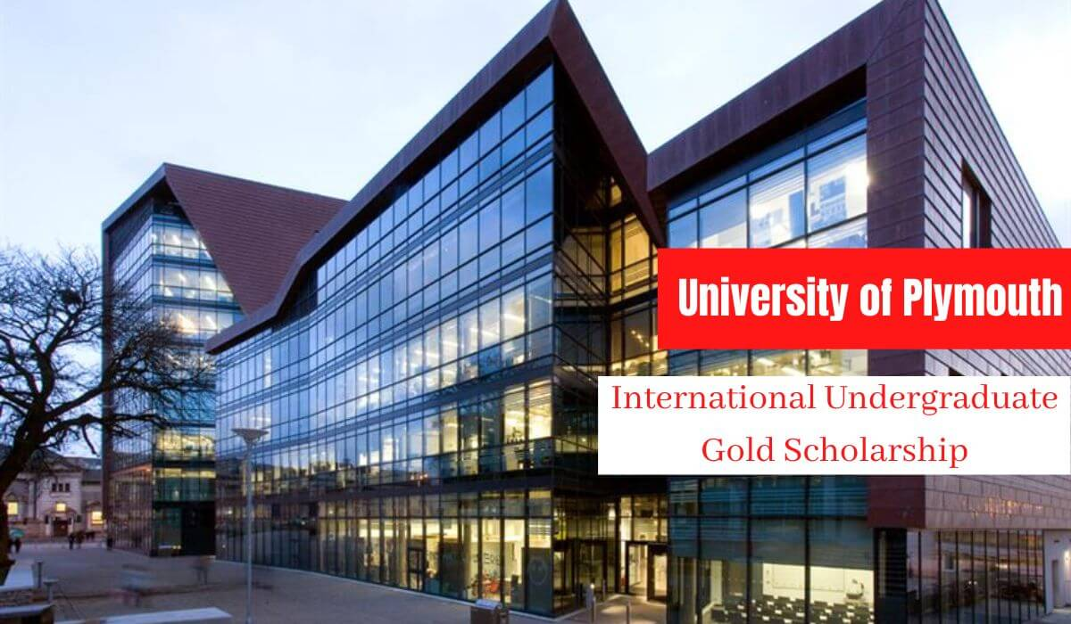 How To Apply For University Of Plymouth Scholarship 2021/2022 For International Students