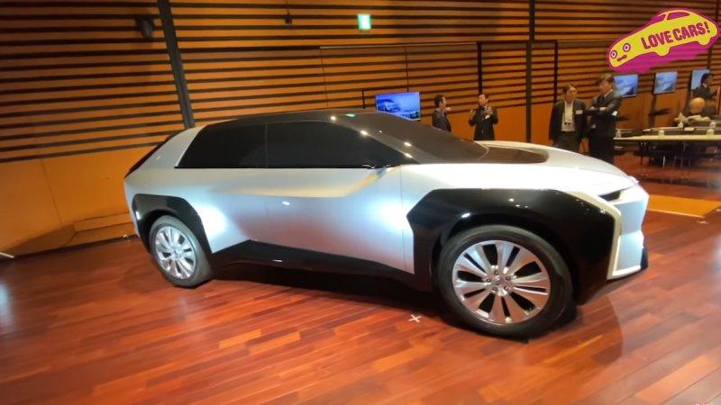 Subaru-Electric-evoltis