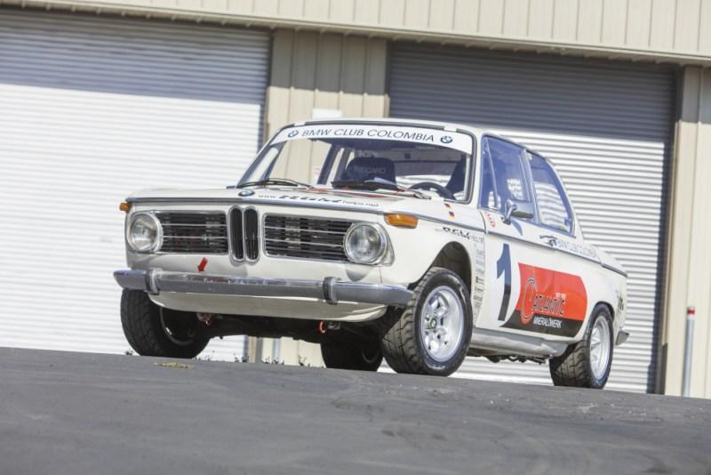 1968 BMW 2002 Ti Ralleye Schmitt Koleksiyonu