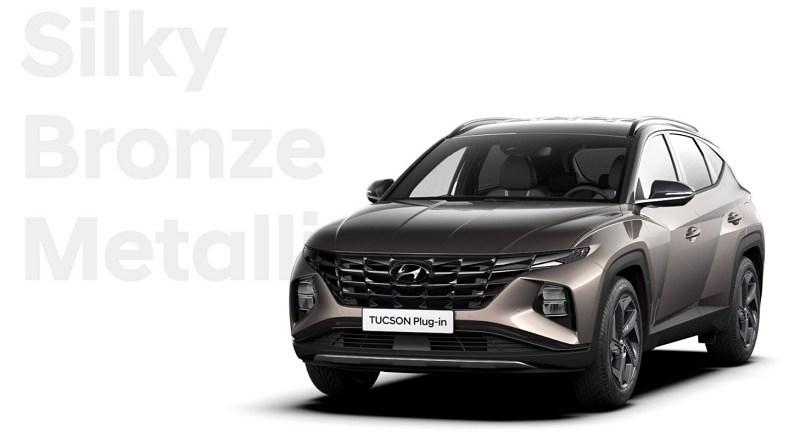 Yeni Hyundai Tucson hibrit 265 beygir