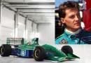Schumacher'in ilk F1 aracı satışa çıkıyor