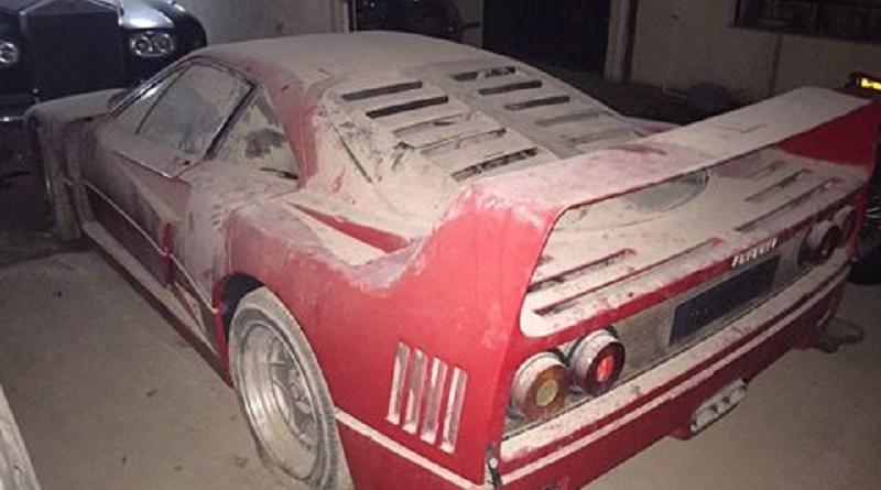Evraksız Ferrari F40 Türkiye'ye nasıl girdi?