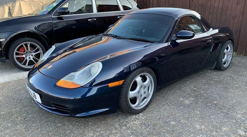 Ebay günlükleri 1: Porsche Boxster 986