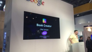 Collaboration feature now available in Book Creator for