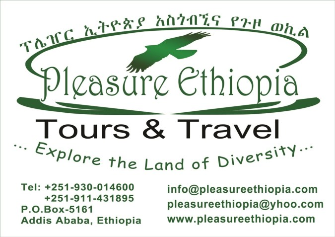 Pleasure Ethiopia Tours and Travel, Addis Ababa, Ethiopia