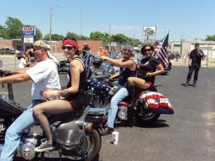 6-2009 Bikers edge event
