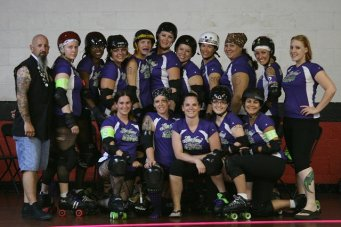 6-2011 HAVOC team and coaches
