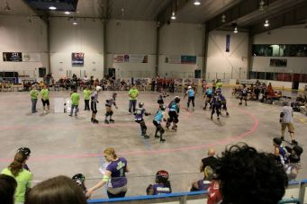 8-20-11 Double Header at the ICE CENTER