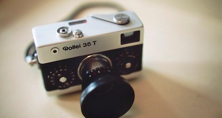 Rollei 35 T camera