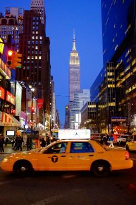 New York Second