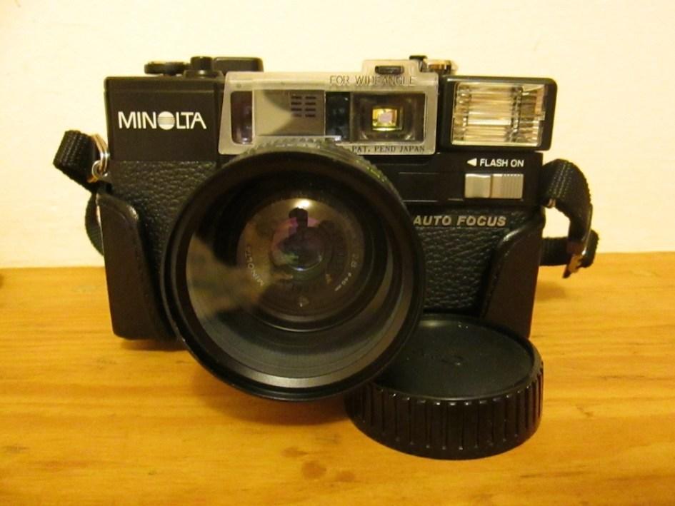 AF2 with Wide Angle  Lens Converter